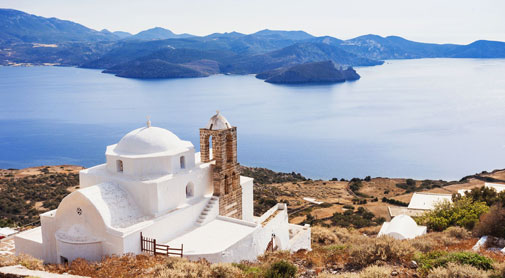 The 5 Most Picturesque Greek Islands