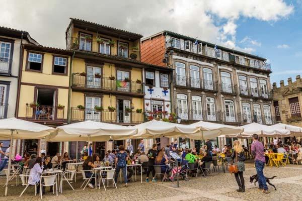 Lifestyle in Guimaraes
