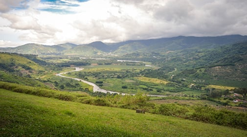 A Day on the Farm in Costa Rica's Orosi Valley
