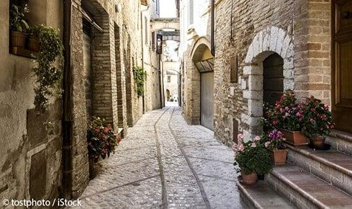 Spoleto, Italy: A Relaxed Life Amid Ancient Splendor