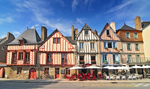 A Culture-Rich Retirement in Brittany, France