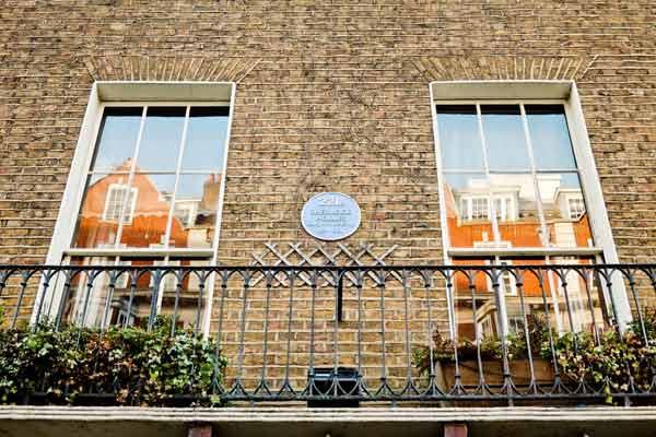 Walk into Sherlock Holmes' Home
