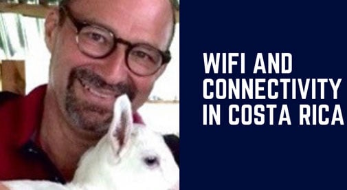 WiFi and Connectivity in Costa Rica