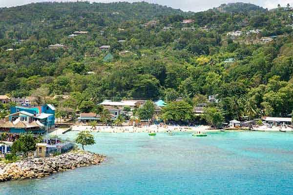 Beach Cruise Jamaica