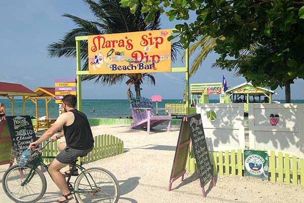 Maras Bar Caye Caulker