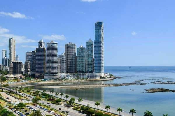 Panama City Cruise Stop