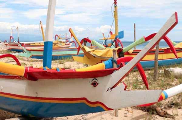 sanur boats