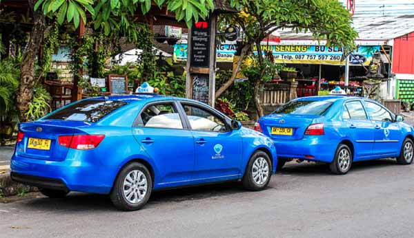 taxis bali