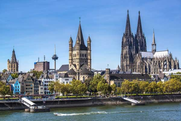 Cologne-Cruise