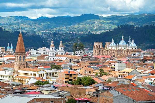 Cuenca Athens of Ecuador