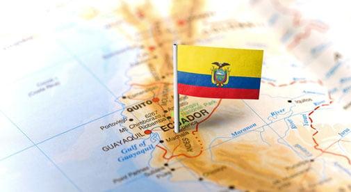 Ecuador-Itinerary