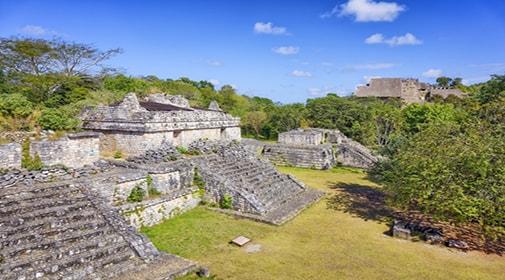A Life of Gentle Adventure in Ek'Balam, Mexico