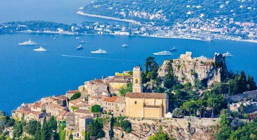 France-Itinerary-Eze