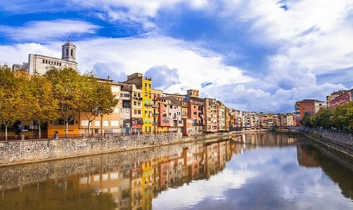 Finding Retirement Gold in Historic, Affordable Girona, Spain