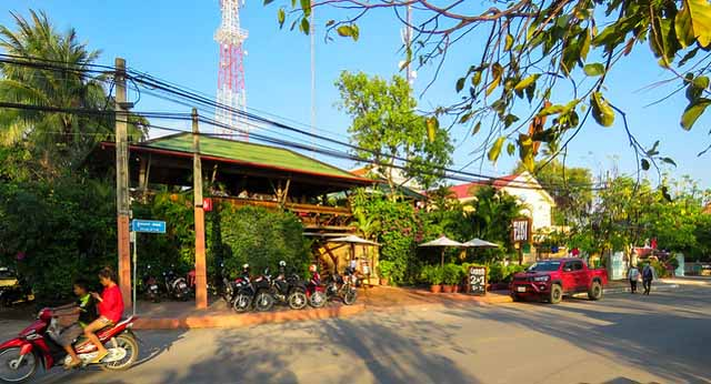 cost of living in kampot