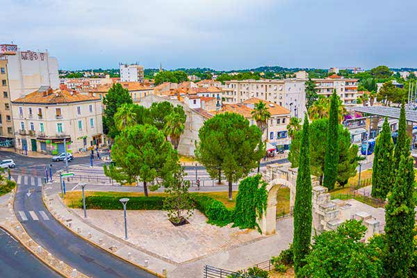 Écusson Montpellier