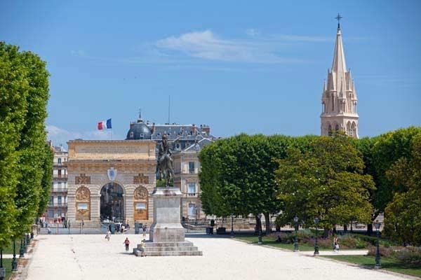 Place Royale du Peyrou