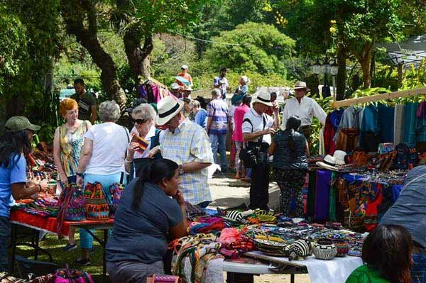 The Tuesday Market in Boquete