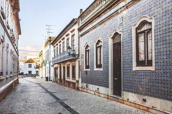algarve-town-faro