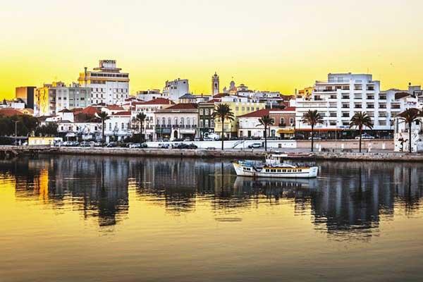 algarve town portimao