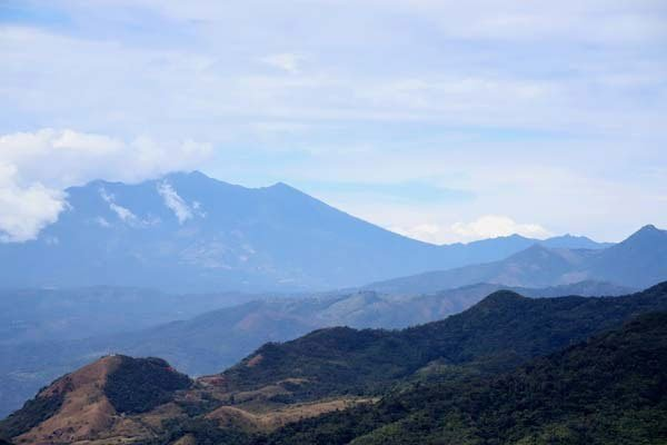 the Highest Point in Panama
