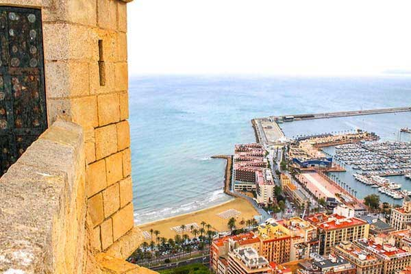 Alicante Beach Spain