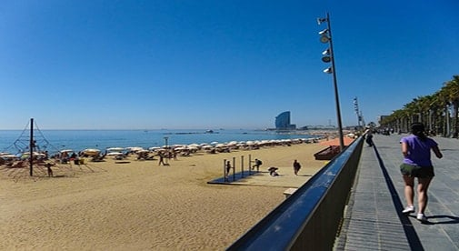 How a Globetrotter Found Her Second Paradise in Barcelona
