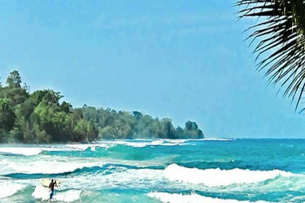 Bocas del Toro Beach Panama