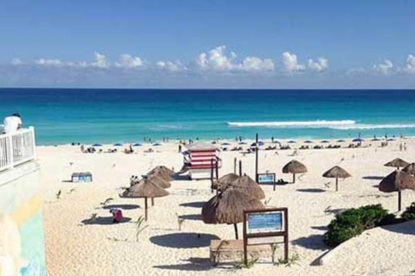 Cancun-Beach-Mexico