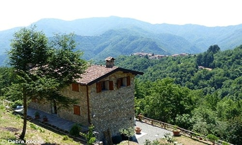In Pictures: Our Italian Farmhouse Renovation Project