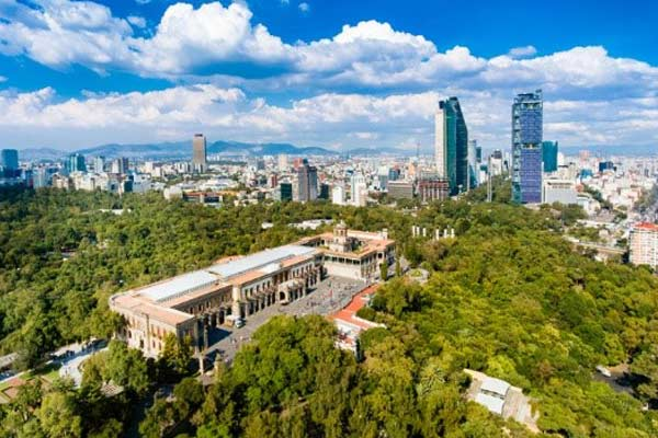 Chapultepec Park and the National Museum of Anthropology