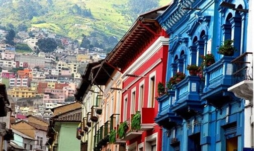 The Fast-Lane to Happiness in Ecuador