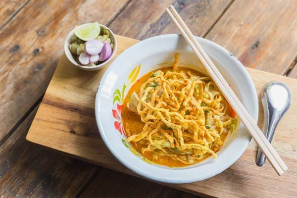 Khao Soi (chicken or beef)