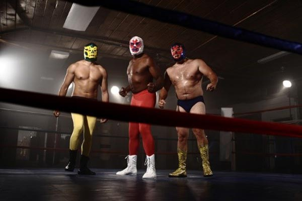 Lucha Libre (Mexican Wrestling) Show