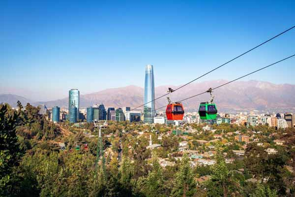Real Estate in Santiago