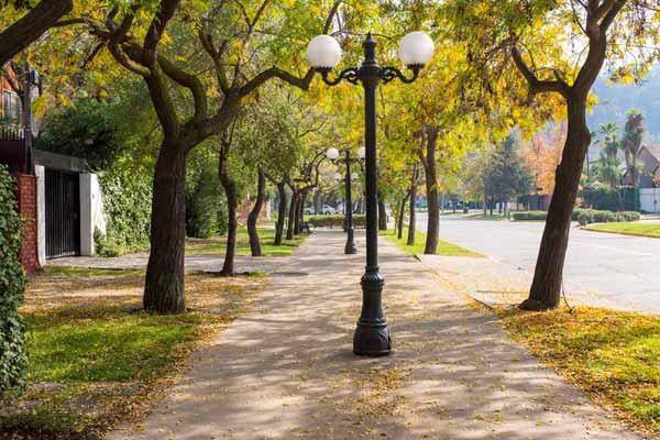 Santiago's Colorful Barrios