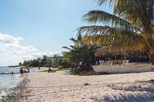 Tulúm-Beach-Mexico