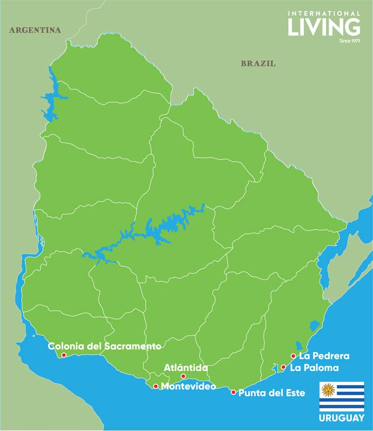 where-is-uruguay-map