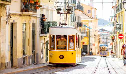 An Actor Trades Hollywood for Lisbon, Portugal