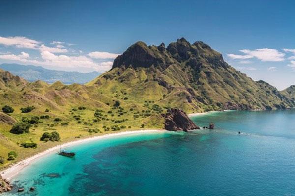 Flores-Island