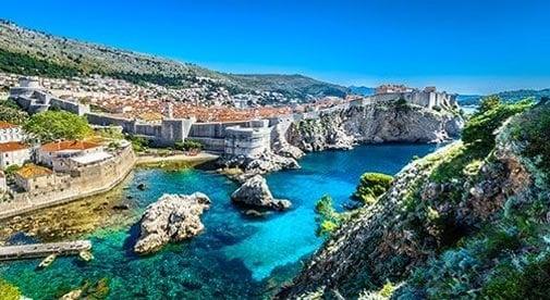Four Coastal Cities in Croatia