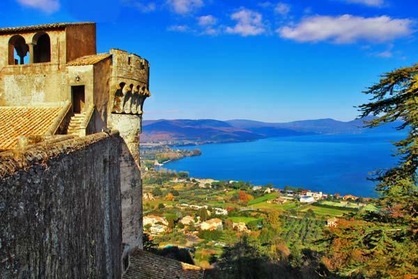 Lake Bracciano Italy