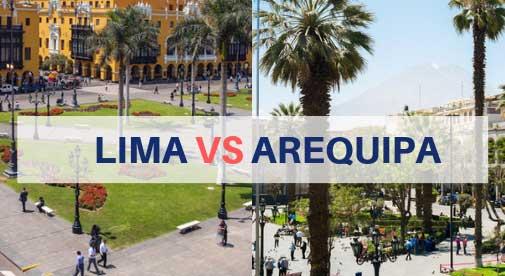 Lima vs. Arequipa