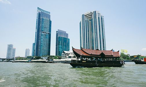 Semi-Retired and Living a Full Life in Bangkok
