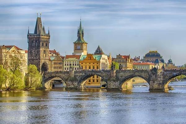 The-Charles-Bridge