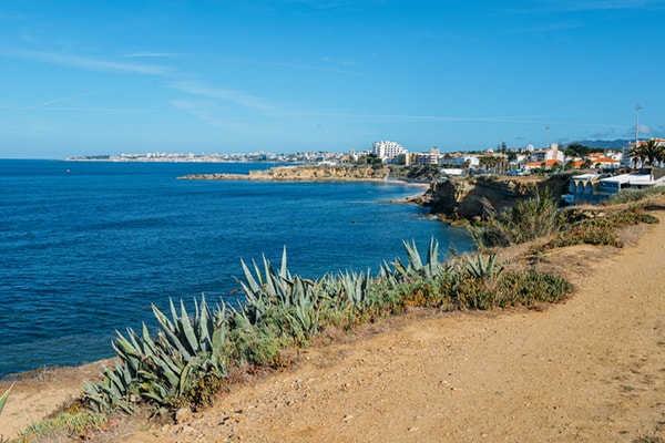 hike in Cascais