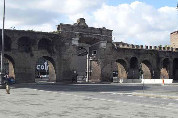 Castrensian Amphitheatre Rome
