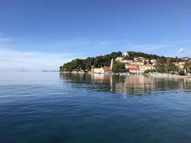The pretty town of Cavtat makes a pleasant day trip from Dubrovnik—it's only a half hour to the south.