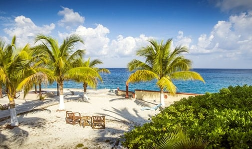 Safety, Adventure, and an Easy Life on Cozumel