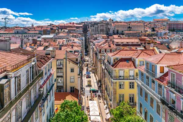 Digital Nomad in Lisbon